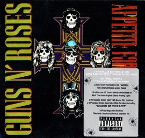 Guns N' Roses - Appetite For Destruction [2CD] [Deluxe Edition] (1987) [2018]