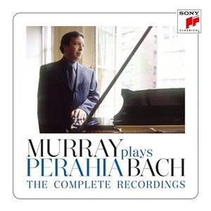 Murray Perahia Plays Bach - The Complete Recordings Box set (2016)