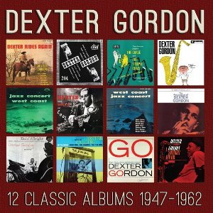 Dexter Gordon - 12 Classic Albums 1947-1962 (2015) 6CD