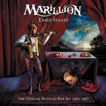 Marillion - Early Stages The Official Bootleg Box Set 1982-1987(6CD