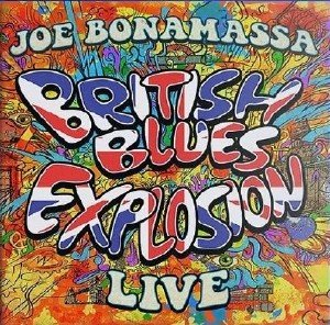 Joe Bonamassa - British Blues Explosion Live (2018)