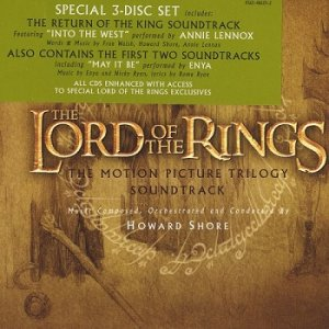 Howard Shore - The Lord of the Rings: Motion Picture Trilogy (2003)
