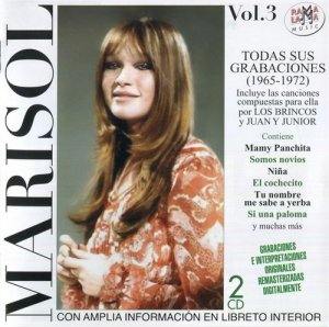 Marisol - Vol.3 Todas Sus Grabaciones 1965-1972 [2CD Remastered Set] (2012)