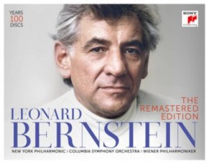 Leonard Bernstein - The Remastered Edition - 2017 (100 CDs) Part 3