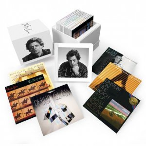 Philip Glass - The Complete Sony Recordings (24CDs),(2016)