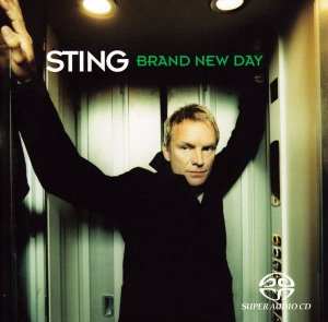Sting – Brand New Day (SACD 1999/2004) PS3 ISO
