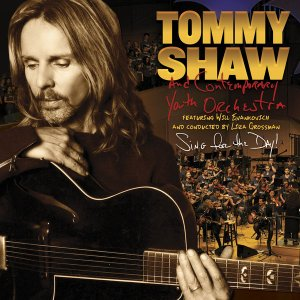 Tommy Shaw And The Contemporary Youth Orchestra - Sing For The Day! (Live) (2018) [24bit/96kHz]