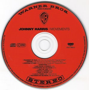 Johnny Harris - Movements (1970) (Remastered, 2002)