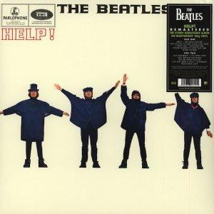 The Beatles - Help! [LP] (2012)