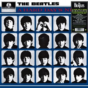 The Beatles - A Hard Day's Night [LP] (2012)