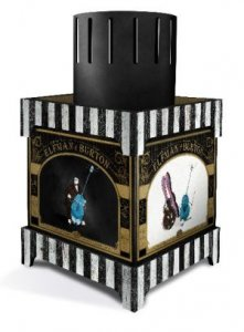 Danny Elfman & Tim Burton - 25th Anniversary Music Box [17 CD] (1985-2011)
