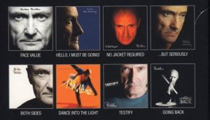 Phil Collins - Take A Look At Me Now Collector's Edition [Deluxe Edition, Remastered] (2016)