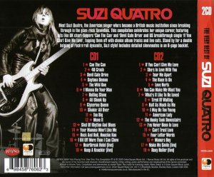 Suzi Quatro - The Very Best Of [2CD] (2015)