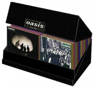 Oasis - Complete Single Collection '94-'05 (25CD) (2006)