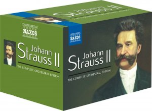 Johann Strauss II: The Complete Orchestral Edition [52CDs Box Set] (2011)