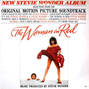 Stevie Wonder - The Woman In Red (Original Motion Picture Soundtrack) (1984) [Vinyl]
