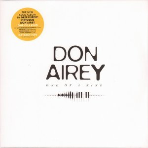 Don Airey - One Of A Kind [2LP] (2018)