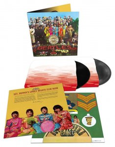 The Beatles - Sgt. Pepper's Lonely Hearts Club Band (1967) [2LP,DSD128,2017]