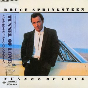 Bruce Springsteen - Tunnel of Love 1987 [Japanese Remastered Edition] (2005)