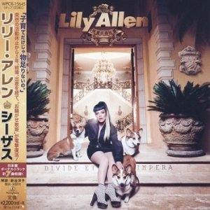 Lily Allen - Sheezus (Japan Edition) (2014)
