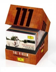 VA - 111 The Violin: Legendary Recordings (42 CDs, 2016)