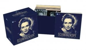 Elisabeth Schwarzkopf – The Complete Recitals 1952-1974: Box Set 31CDs (2015)