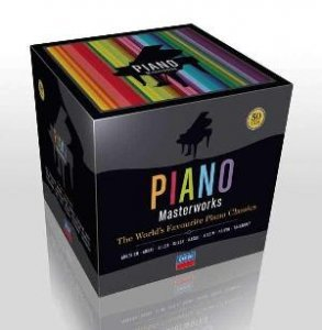 VA - Piano Masterworks - The World's Favourite Piano Classics: Box Set 50CDs (2008)