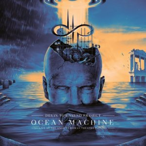 Devin Townsend Project - Ocean Machine -  Live At The Ancient Roman Theatre Plovdiv (2018) [BDRip 1080p]