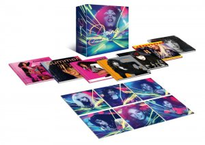Donna Summer - Donna: The CD Collection (10CD Box Set) (2014)