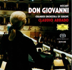 Claudio Abbado - Mozart: Don Giovanni (3CDs, 1998/2004) SACD