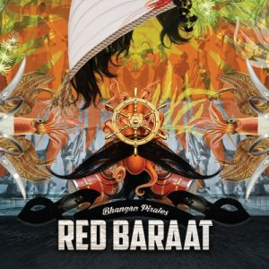 Red Baraat ?- Bhangra Pirates (LP, 2017) DSD 128