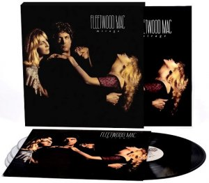 Fleetwood Mac - Mirage - 1982 (3CD + DVD + LP Super Deluxe Box Set,2016)