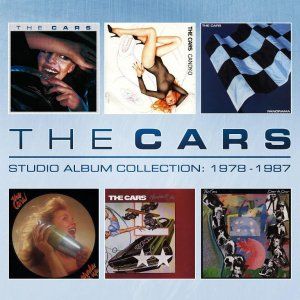 The Cars – Studio Album Collection: 1978 - 1987 (2014)[24bit/192kHz]