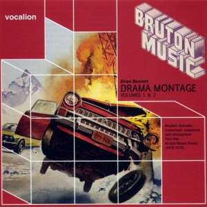 Brian Bennett - Drama Montage Volumes 1 & 2 [2CD Remastered Set] (2015)