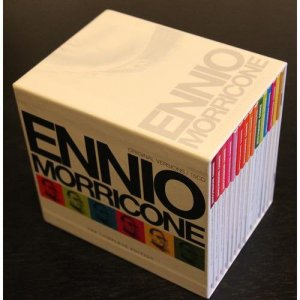 Ennio Morricone - The Complete Edition (15 CD) (2008)