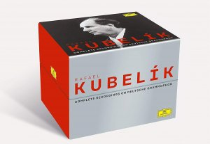 Rafael Kubelik - The Complete Recordings On Deutsche Grammophon (64 CDs Box Set + 2 Bonus DVD) (2018)