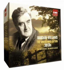 VA - Vaughan Williams: The Collector's Edition - The Masterpieces - The Great Artists (30 CDs Box Set) (2008)