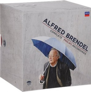 Alfred Brendel - The Complete Philips Recordings (2016), (114CD)