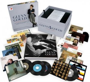 Glenn Gould Remastered: The Complete Columbia Album Collection [78 CDs Box Set] (2015) [24bit/44.1kHz]