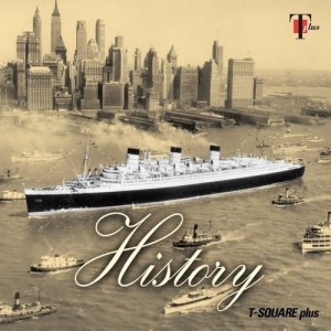 T-Square Plus - History (2013) [Hi-Res]