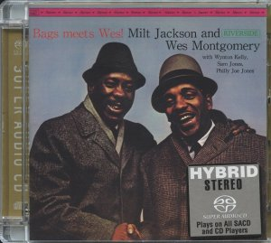 Milt Jackson and Wes Montgomery - Bags Meets Wes! (1962) [2004 SACD]