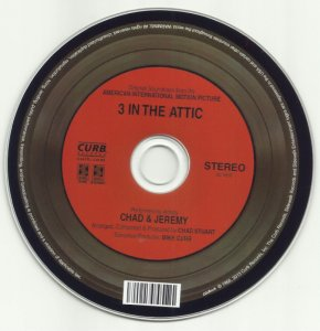 Chad & Jeremy – 3 In The Attic (1968) (2013)