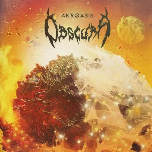 Obscura - Akroasis (2016) [Hi-Res]