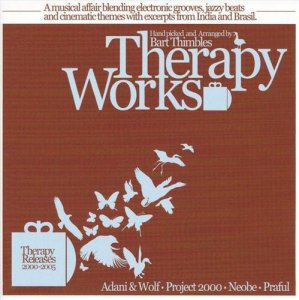 VA - Therapy Works [2CD Set] (2006)