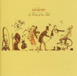 Genesis - A Trick of the Tail (1976) [Remastered 2008]
