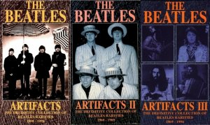 The Beatles - The Complete ARTIFACTS Collection [14CD Box Set] (1993-1994)