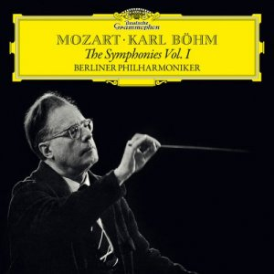 Berliner Philharmoniker & Karl Bohm - Mozart: The Symphonies Vol.I (Remastered) (2018) [24bit/192kHz]