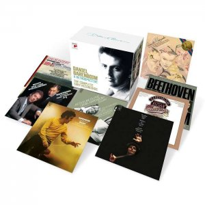 Daniel Barenboim - The Complete Sony Recordings (43 CDs Box Set + 3 DVD) (2017)