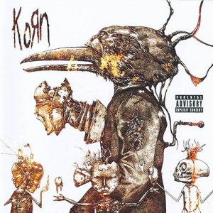 Korn - Untitled (2007) [Vinyl]
