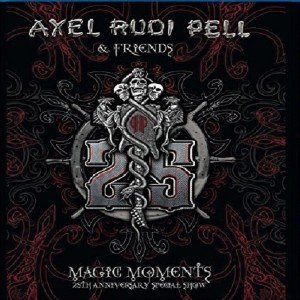 Axel Rudi Pell & Friends - Magic Moments – 25th Anniversary Special Show (2015) [Blu-ray]